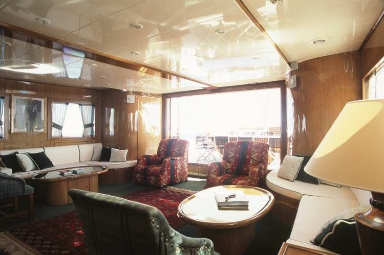 Boat for rent Custom 113.51 feet in Thessaloniki, Greece