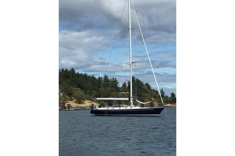 Pedrick 55 built in Cheoy Lee Shipyards's 55.0 feet in Seattle