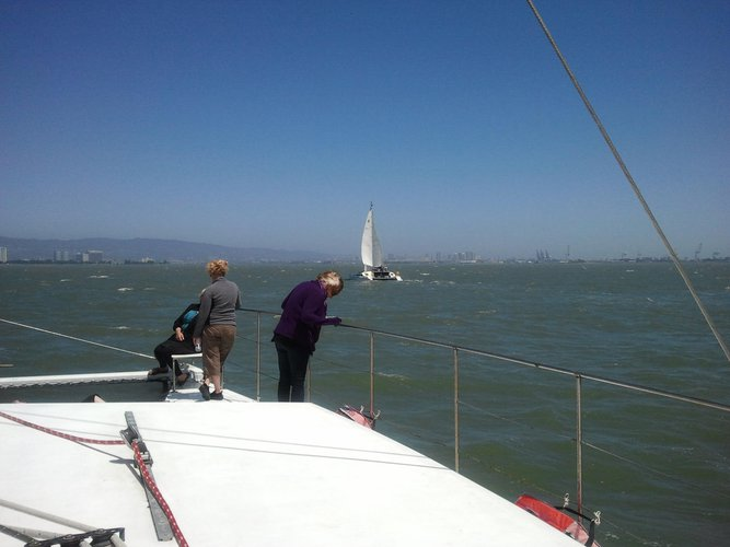Boat rental in San Francisco, CA