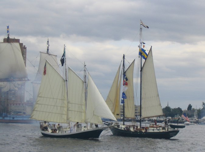 Enjoy Cruising in Virginia onboard 65' Schooner