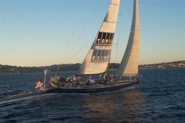 Indulge in luxury in Seattle onboard 70' Cruising monohull
