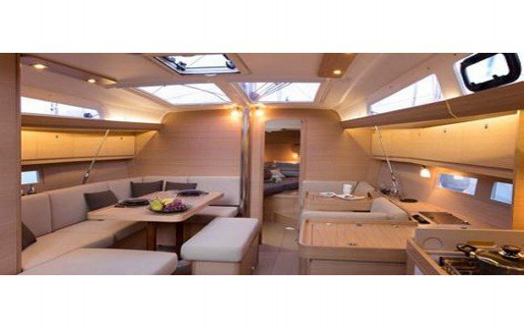 Boat for rent Dufour 41.2 feet in Ajaccio, France