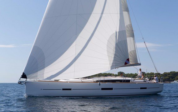 Dufour's 46.0 feet in Olbia