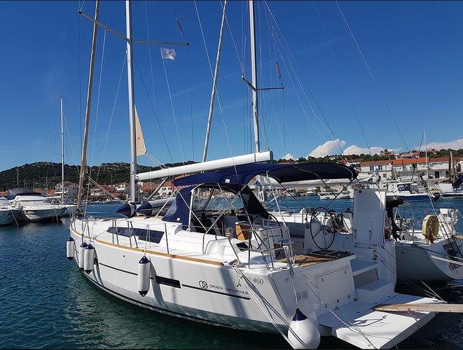 Boating is fun with a Dufour in Santa Cruz De Tenerife