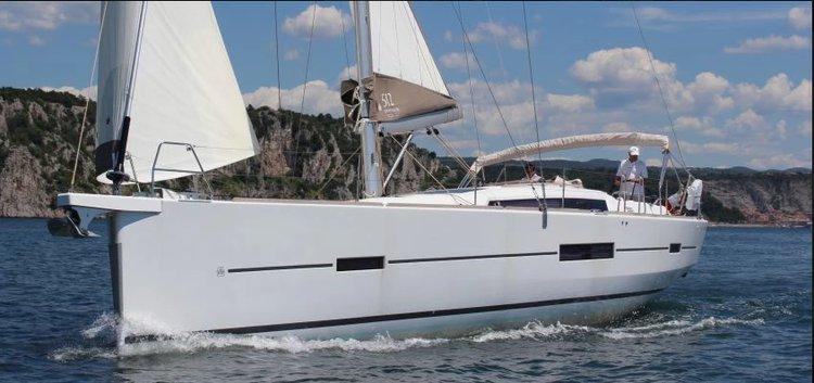 Dufour boat for rent in Santa Cruz De Tenerife