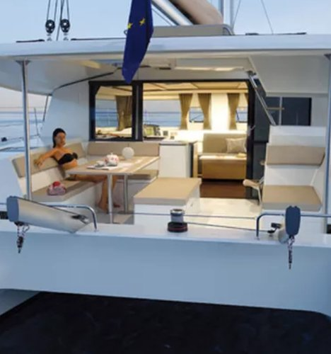 Boat for rent Fountaine Pajot 44.0 feet in Las Palmas, Spain