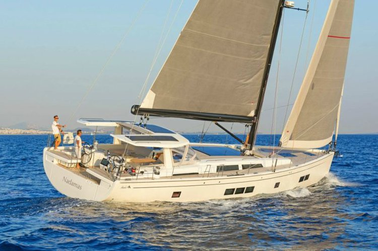 Have Fun in Greece onboard 69' cruising monohull