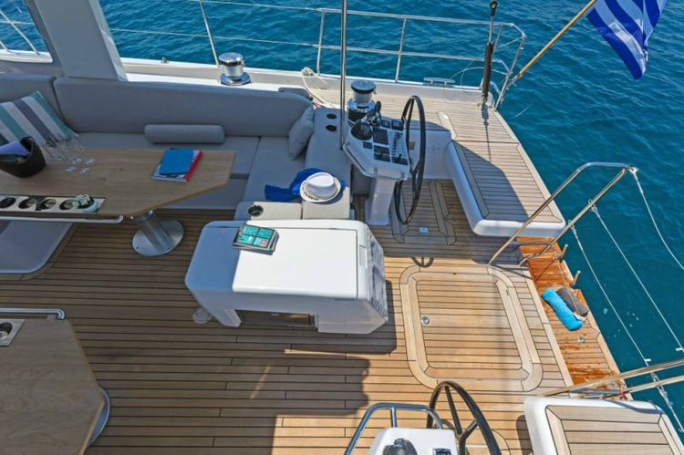 Boat for rent Hanse 69.22 feet in Thessaloniki, Greece