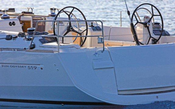 Jeanneau boat for rent in Ajaccio
