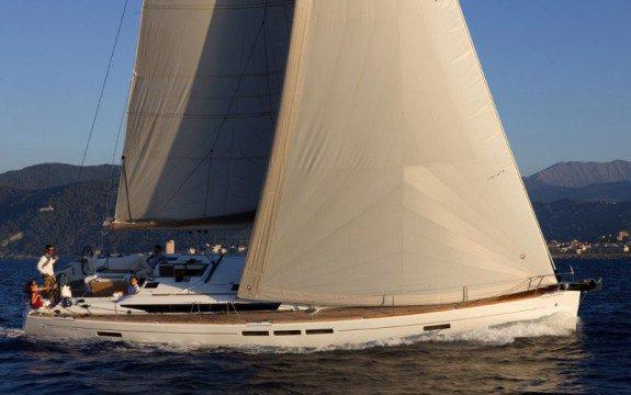 Jeanneau's 52.0 feet in Olbia