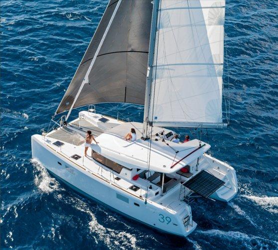 Catamaran boat rental in Santa Cruz De Tenerife,
