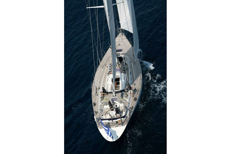 Boat for rent Nautors 80.0 feet in Thessaloniki, Greece
