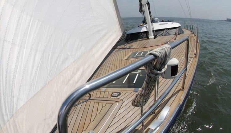 49.15 feet Shipman in great shape
