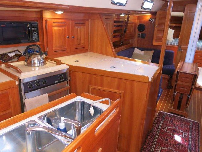 Boat for rent Tartan 41.0 feet in San Francisco, CA