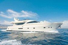 Explore Greece onboard Alalunga 78