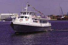 Set Sail in Virginia onboard 95' elegant motor yacht