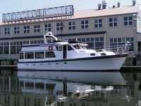 Explore Washington onboard this impressive motor yacht