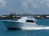 Charter fishing boat in Hamilton, Bermuda at very affordable price