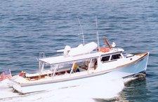 Charter 51' cozy & comfortable motor yacht in Virginia
