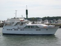 Have fun in Michigan onboard 35' luxurious motor yacht