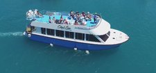 Make your next event memorable forever onboard our 60' marvellous yacht