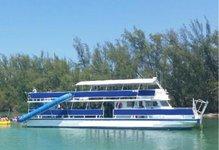 Make your upcoming event memorable onboard 65' elegant motor yacht