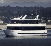 Charter a 77' splendid motor yacht to rock your upcoming event