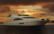 Enjoy your upcoming vacation i Greece onboard Dominator 680s