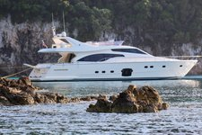 thumbnail-1 Ferretti 68.0 feet, boat for rent in Istra, HR