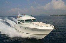 Charter a 48' Jeanneau Prestige in Greece