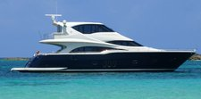 Experience pure luxury & comfort onboard this 72' power mega yacht