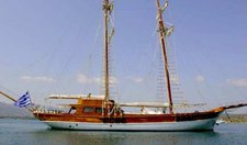 Charter a 125' Gulet in Thessaloniki, Greece