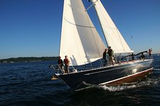 thumbnail-3 Pedrick 55 built in Cheoy Lee Shipyards 55.0 feet, boat for rent in Seattle, WA