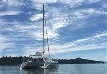 Enjoy your upcoming vacationin San Francisco onboard 55 cruising catamaran