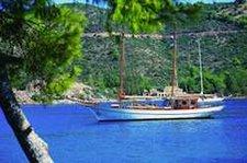 Have your fantasy dream vacation onboard 63' elegant schooner