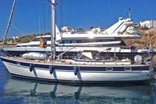 thumbnail-2 Hallberg-Rassy 49.0 feet, boat for rent in Foinikas, GR