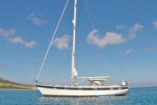 thumbnail-1 Hallberg-Rassy 49.0 feet, boat for rent in Foinikas, GR