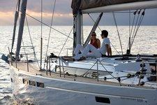 Experience pure comfort & luxury onboard Jeanneau Sun Odyssey 509