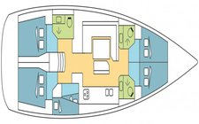 thumbnail-12 Jeanneau 52.0 feet, boat for rent in 07026, IT