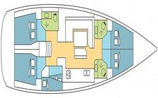 thumbnail-12 Jeanneau 52.0 feet, boat for rent in Olbia, IT