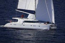 Charter a elegant 51' Cruising Catamaran in Greece