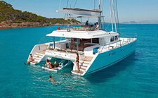 Indulge in luxury in Greece onboard Lagoon 560
