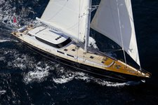 Explore the paradise islands in Greece onboard 133' cruising monohull