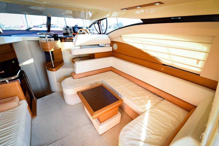 Motor yacht boat rental in Marina Kornati, Biograd,