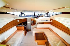 thumbnail-26 Azimut / Benetti Yachts 42.0 feet, boat for rent in Zadar region, HR