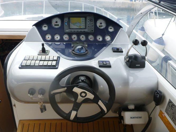 Boat for rent Airon Marine 36.0 feet in Yachtclub Seget (Marina Baotić), Seget Donji,