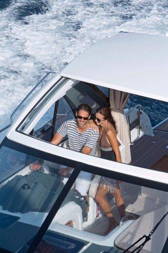This 38.0' Bavaria Yachtbau cand take up to 4 passengers around Istra
