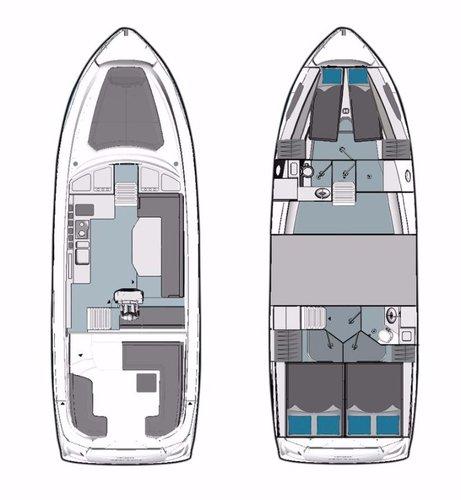 Motor yacht boat rental in Marina Tehnomont Veruda, Pula, Croatia