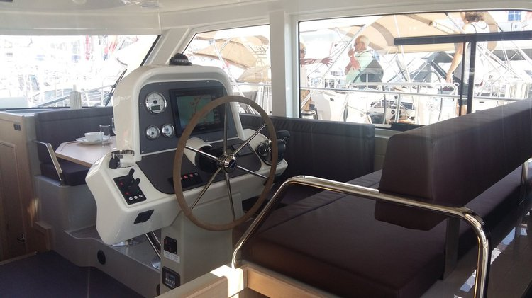 Motor yacht boat rental in Yachtclub Seget (Marina Baotić), Seget Donji, Croatia