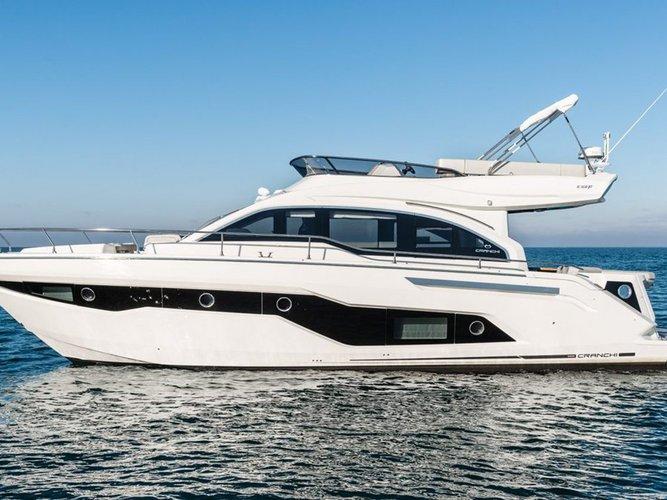 Cranchi's 51.0 feet in Split region
